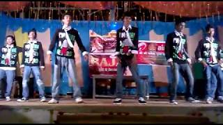 Usher-In This Club Dance Performance By popping zone members (jamshedpur) 2009