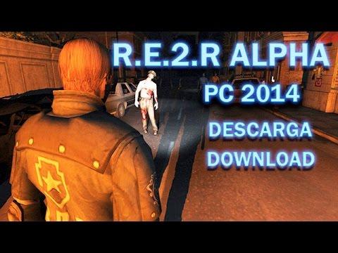 Descarga Resident Evil 2 Reborn Alpha  DOWNLOAD GAME 2014