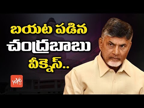 AP CM Chandra Babu Fears Of Vote For Note Case | CM KCR | Early Elections In Telangana | YOYO TV