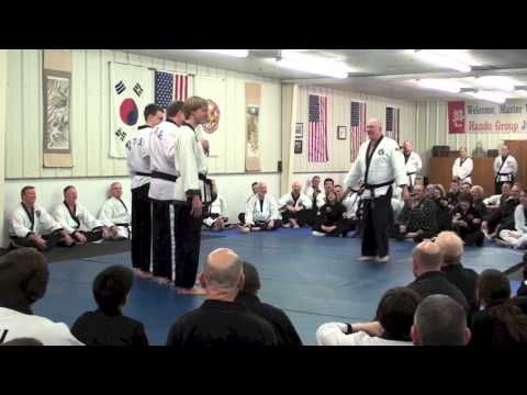 Hapkido demonstration by master J.R. West (9th dan) - 39th Hapkido & KMA clinics USKMAF Image 1