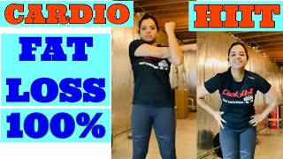 WORKOUT WITH ME | E5: HIIT CARDIO - Complete Fat Loss Exercise | Quarantine Workout Challenge @Home