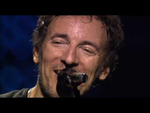 Thunder Road - Bruce Springsteen [DVD Live in Barcelona 2002] ( Subtitles & lyrics )