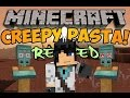 Обзор Мода Minecraft CreepyPasta Revived Mod! (КРИПИПАСТА) #34