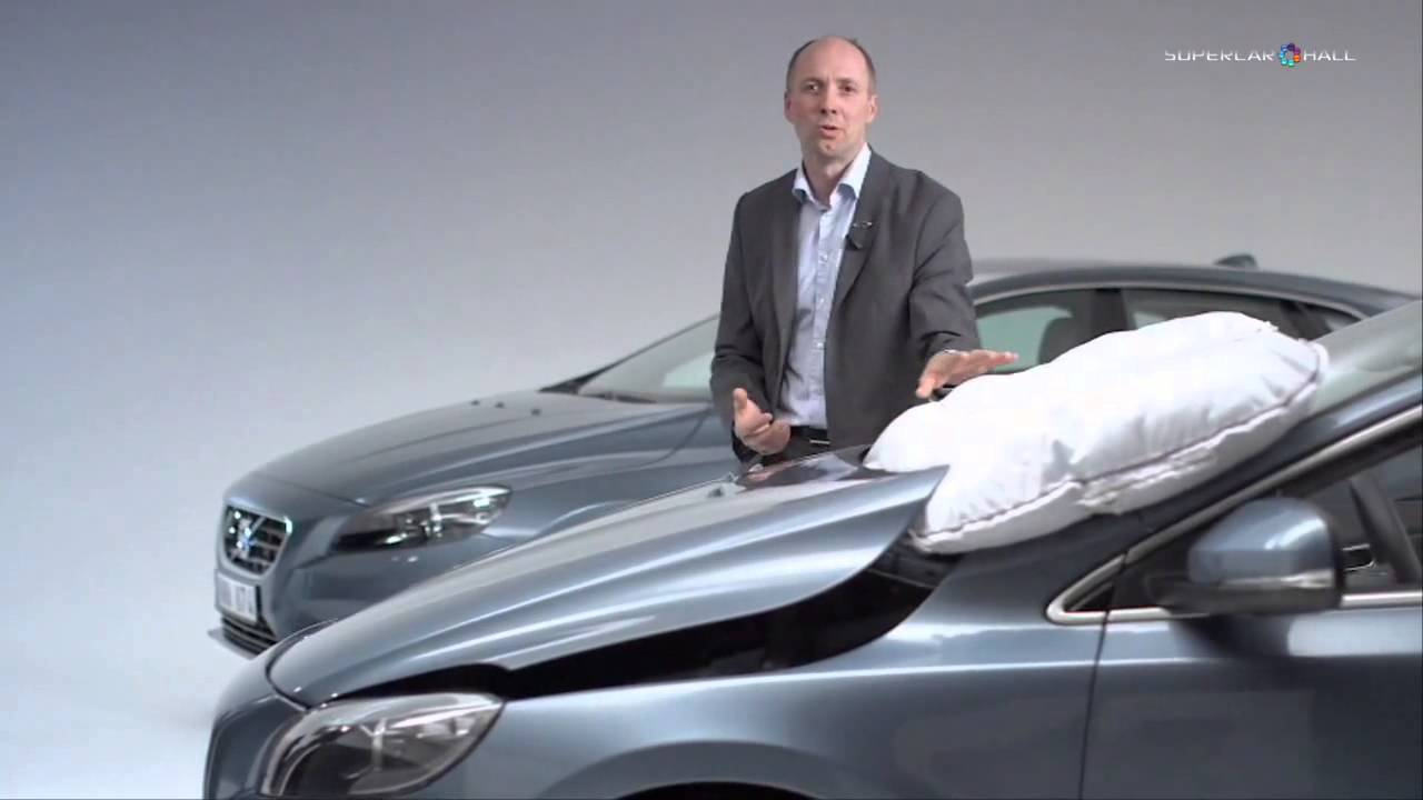 Volvo Yaya Hava Yastığı. - YouTube