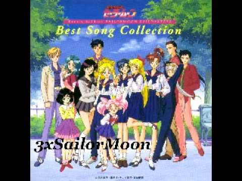 ♪Sailor Moon Sailor Stars Best Song Collection♪~06 Rashiku Ikimasho