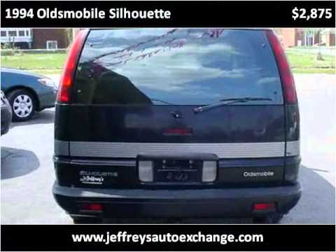 1994 Oldsmobile Silhouette Used Cars Scottsburg IN