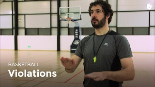 Basketball Violations | Basketball