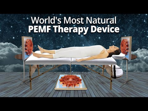 Best PEMF Therapy Device 2018 - Pulsed Electromagnetic Field Therapy - Life Force Harmonizer