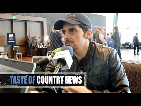 Brad Paisley Is Right About War Vets on 'Love and War'