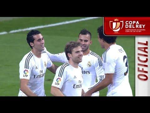 Resumen de Real Madrid (2-0) Osasuna - Copa del Rey - HD
