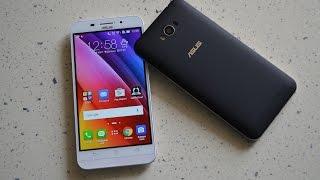 ASUS Zenfone Max ZC550KL. Смартфон со сверхмощным аккумулятором