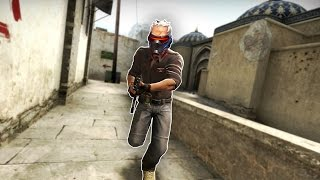 Overwatch Player Carries CS:GO Silvers
