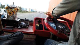 KAKADIYA TRAVELS| EXTREME CUT BY KAKADIYA DRIVER|MUMBAI TO DIU