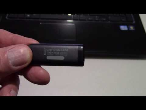 64GB SanDisk Cruzer Glide Review/Benchmark Testing and Lowest Price