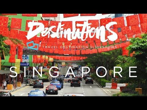 Singapore  - Tourism - Travel Slideshow