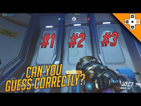 Overwatch FUNNY & EPIC Moments 46 - CAN YOU GUESS CORRECTLY? - Highlights Montage