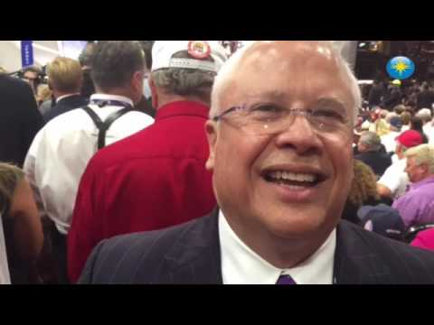Carlos Beruff slams Marco Rubio from GOP convention floor #htvideo #hpolitcs #RNCinCLE #GOPConventio