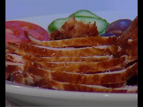 طريقة عمل لانشون اللحمه على طريقة الشيف #محمود_عطيه من برنامج #سهل_وبسيط #فوود