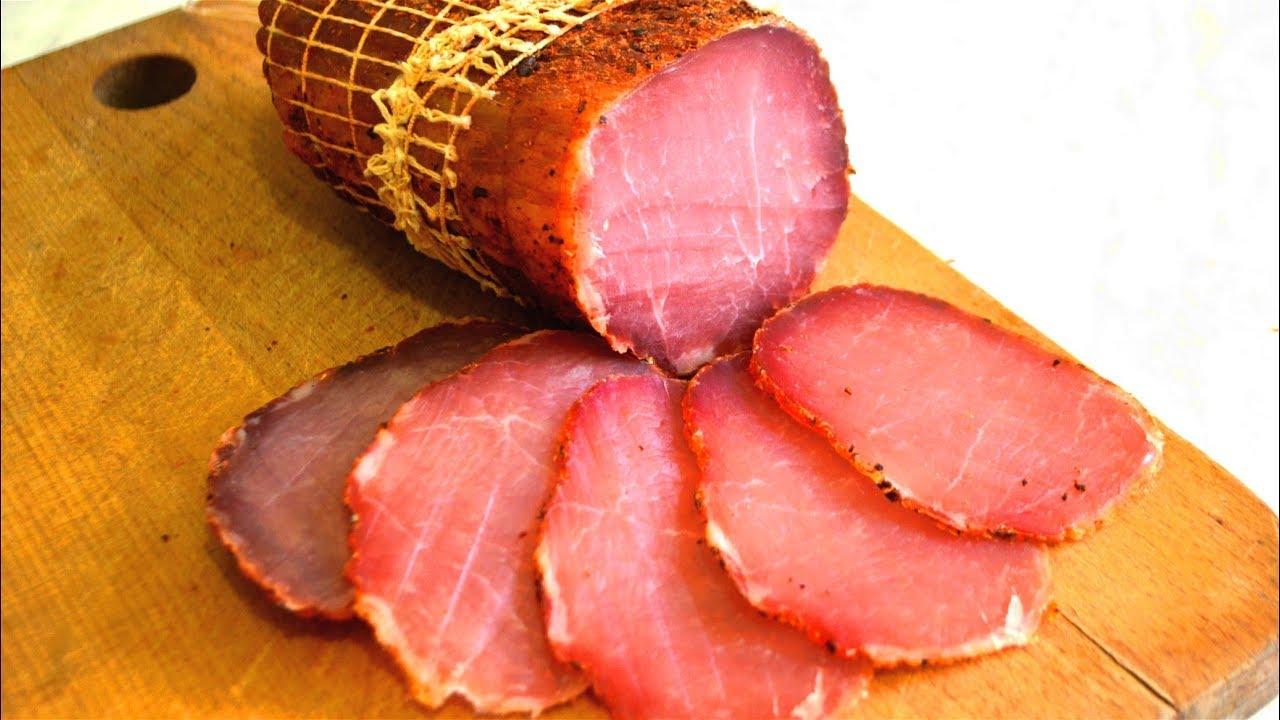 Вялить мясо в домашних условиях с рецептом