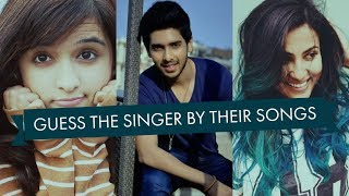 Guess the Singer by their Songs | Guess the Singer Name | Ready For the Challenge