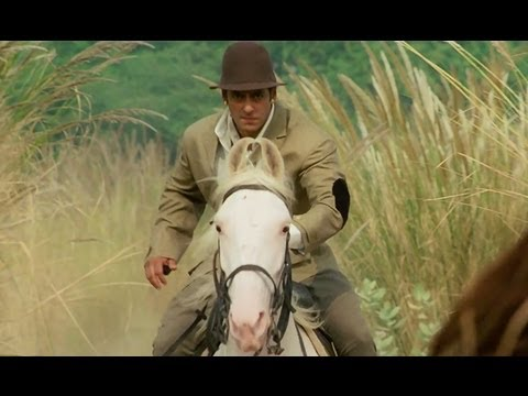 Salman Khan Charms The Lady - Veer