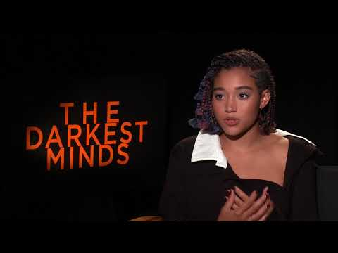 The Darkest Minds | Shawn Levy, Jennifer Yuh Nelson And Amandla Stenberg Interview | 2018