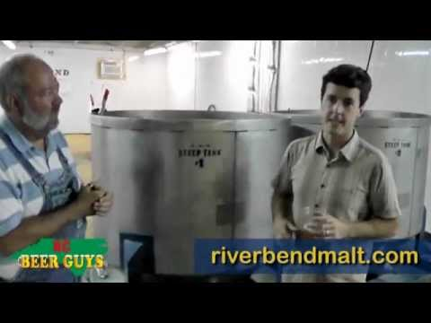 NC Beer Buzz - Riverbend Malt House - Asheville