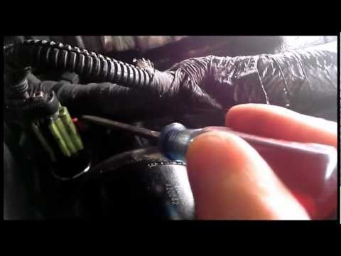 2001 Chrysler Town & Country Oil Pressure Sensor (switch) - Intermittent Oil Warning Light