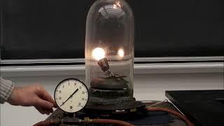 1 : OPTICS :Vacuum Bell And Light