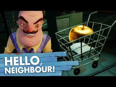 КОШМАРНЫЙ МАГАЗИН СОСЕДА! - Hello Neighbor BETA
