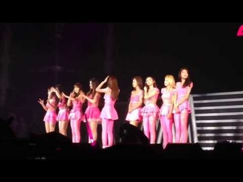 [Fancam] 140111 Snsd Talk in Thai @Girl's Generation world tour in Bangkok