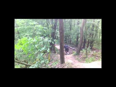 Downhill BMX Trails Dirt Jumps Pumptrack Supercross 2011