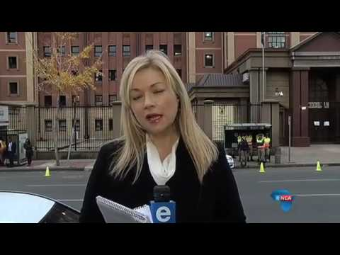 Day Two of the Pistorius's sentencing proceedings
