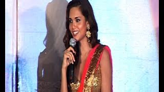 Jannat 2 - Sultry Esha Gupta At The 'Jannat 2' Music Launch