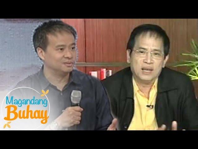 Magandang Buhay: Sen. Joel Villanueva on his father