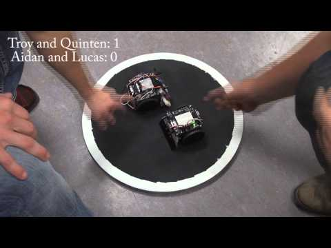 Computer Science 30: Sumobot Competition