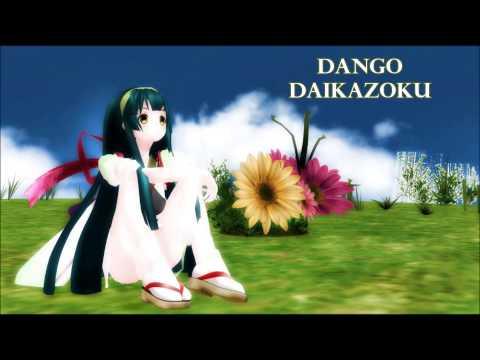 【Tohoku Zunko】Dango Daikazoku【Vocaloid 3】+ Mp3