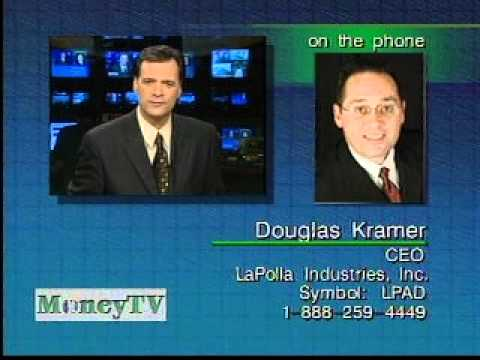 LaPolla Industries Foam Insulation Company- MoneyTV with Donald Baillargeon
