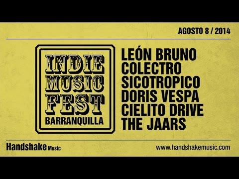Indie Music Fest - Barranquilla 8/8/2014