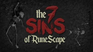 The 7 Sins of Runescape