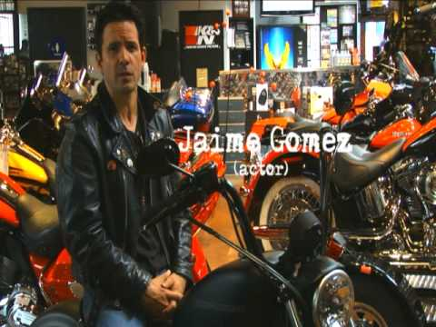 Jaime Gomez - Celebrity Shout Out for Ride 4 Haiti LA