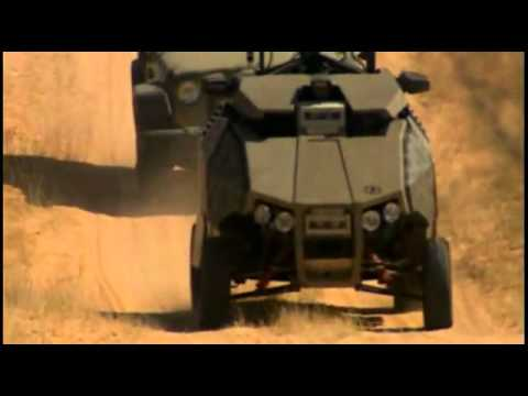 IMI Israel Military Industries - Guardium UGV G-Nius