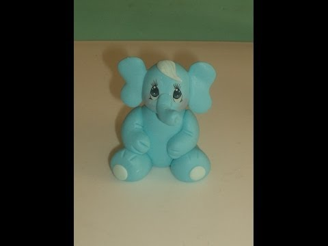 Elefante (Safári) - Aula de Biscuit