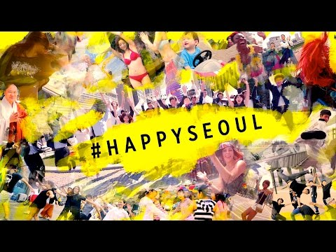 #HappySeoul: Inspired by Pharrell Williams