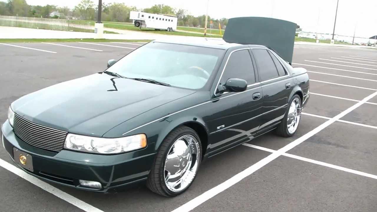 2000 Cadillac Seville Sts 20 Quot Rims Kicker L5 Jl 500 1 Amp