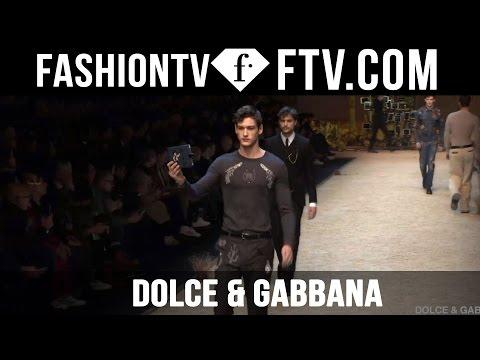 Dolce & Gabbana F/W 16-17   Milan Fashion Week : Men F/W 16-17   FTV.com