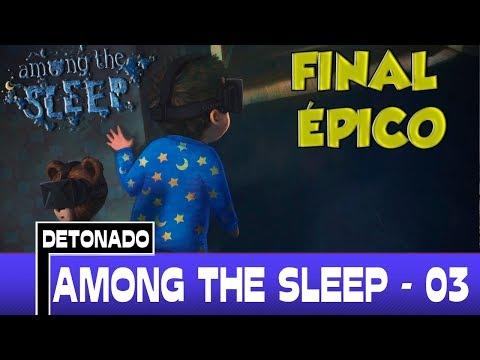 Among The Sleep Detonado Parte #3 - Final Épico! [PT-BR]