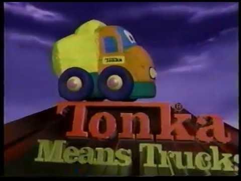 Tonka Soft-walkin' Wheels