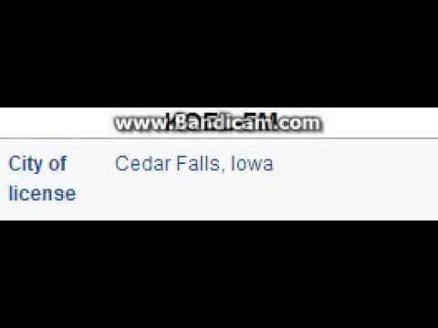 KOEL-FM K98.5 Cedar Falls, IA TOTH ID at 2:00 p.m. 10/4/2014