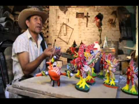 Documental ARTESANOS de Tonalá
